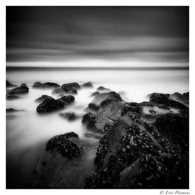 Photographie Pose Longue - Nieuwport - Belgique : 16mm - f/16 - Iso100 - 82s / © Eric Heymans