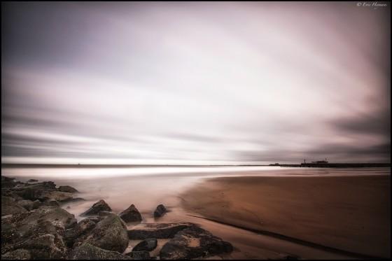 Pose longue : 10mm - iso200 - f/16 - 106s : Nieuwport / © Eric Heymans