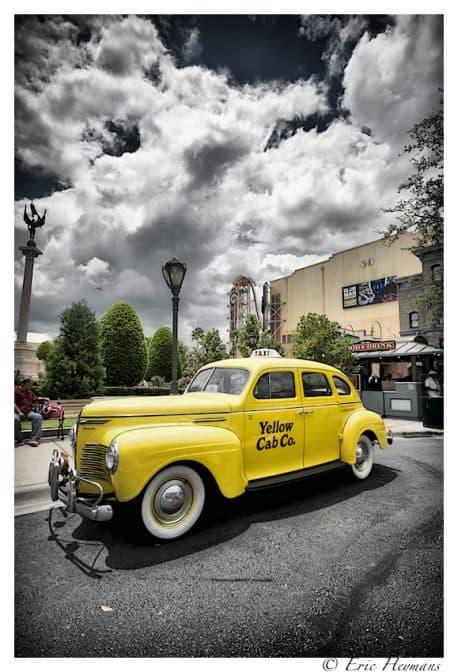 Carl Zeiss 18mm f/3.5 : © Eric Heymans - Combiner un sujet intéressant avec une belle portion du ciel donne une image qui a de l'impact
