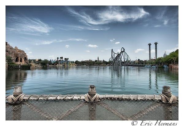 Carl Zeiss 18mm f/3.5 - Parc à thème en Floride - © Eric Heymans