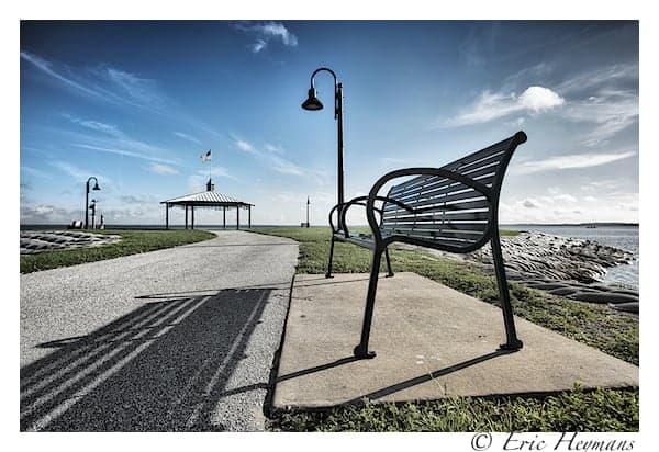 Carl Zeiss 18mm f/3.5 : Le grand angle allonge les perspectives et donne une grande profondeur - © Eric Heymans