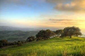 Photo de paysage - Lever de soleil