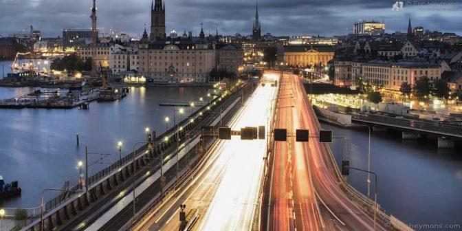 Pose longue - Stockholm - © Eric Heymans