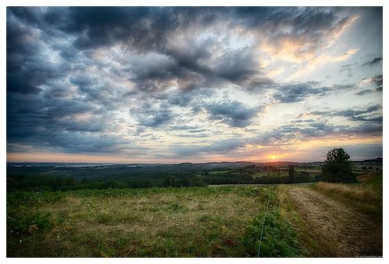 Contre-jour en HDR - © Eric Heymans - 3 images sources à 1stop d'écart