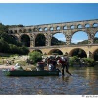 Provence - Pont du Gard - Element avant-plan - Brutes - Eric Heymans 6